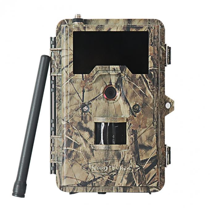 2.4 inch color display Outside Wild Game Infrared Trail Hunting Camera , CE / ROHS / FCC Approvals