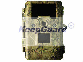 Waterproof 1080P HD 3G Trail Camera / Infrared Digital Scouting Camera