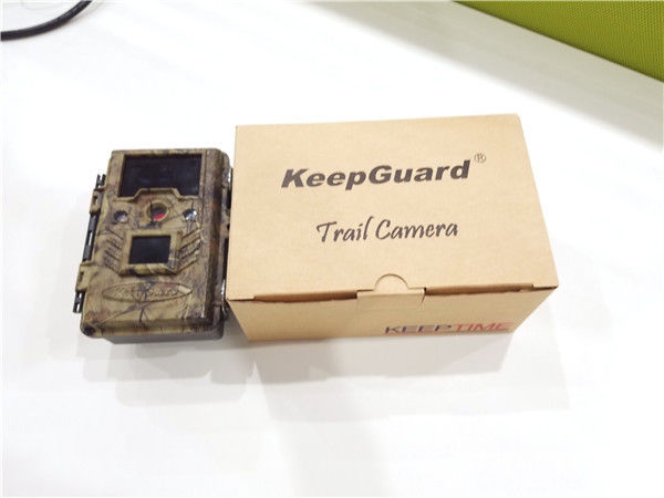 Low Power 16MP HD Hunting Cameras Cellular Trail Camera For Animal Observation