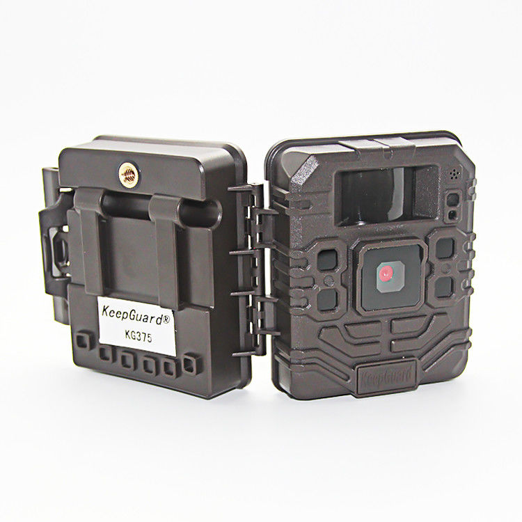 4 Leds Night Vision Hunting Camera , Waterproof IP67 Infrared Game Camera HD Wildlife 16MP