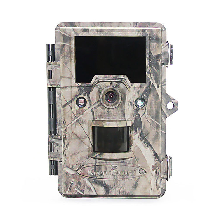 Remote Control 0.6s Triggering 64GB Digital Wildlife Camera