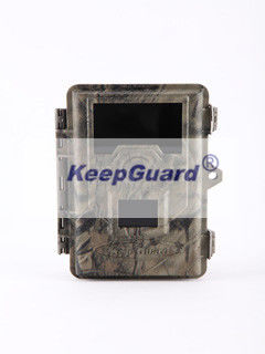 Infrared GSM MMS Mobile 3G Trail Camera , Night Wildlife Camera for Deer Hunting