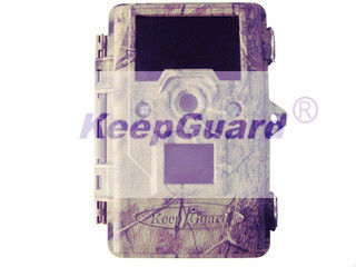 36PCS IR LED 8 Megapixel 3G Trail Camera for Deer Hunting , Camouflage